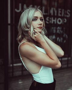 Gorgeous Female Portrait Photography by Steven Jonathan #inspiration #photography