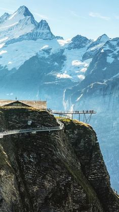 Cliffwalk Grindelwald