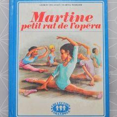 Martine petit rat de l'opéra   - Pauline et paulette la boutique vintage : www.paulineetpaulette.fr