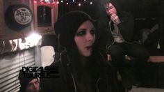 We just posted a brand new video of Motionless In White showing off their awesome RV while they were on the Fearless Friends Tour at The Bottom Lounge in Chicago! You can watch the video exclusively on our website at http://digtb.com/motionlessinwhite