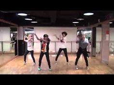 ▶ TINY-G - minimanimo - mirrored dance practice video 타이니지 - YouTube This dance is just to cute :3