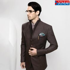 What a #striking and #impressive suit from #DonearSuiting!