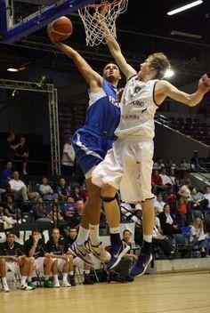 Evan Fournier - Basketball French National Team U21