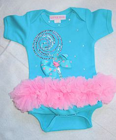want to make onesie tutu's like this!