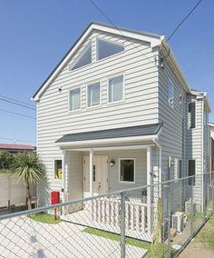 オーソリティホームズの住宅実例1