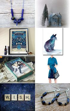 Lapis Blue Gifts  by Ms.B' on Etsy--Pinned with TreasuryPin.com