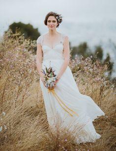 San Francisco Garden Party Wedding: Helena + Laurent