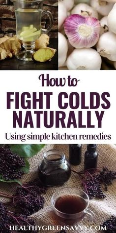If you feel a cold coming on, grab one of these easy natural remedies and fight back! You likely have several home remedies for colds in your kitchen already. #homeremedies #coldremedies  #foodasmedicine #naturalremedies #immuneboosters #herbalremedies #fightcolds Cold Home Remedies, Herbal Remedies, Natural Remedies, Fighting A Cold, Green Living Tips, Natural Cleaners, Autoimmune, Natural Living, Natural Healing