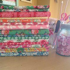 July 17th--new fabric by Jennifer Paganelli! <3