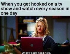 Dr. Who, SOA, Bones, House, Burn Notice, The Vampire Diaries....lol