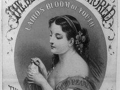 Лучше быть старой или умереть молодой? Такой выбор предстоял, если женщины использовали крем против старения Блум Лэрд для отбеливания кожи. Крем, который был продан как «восхитительный и безвредный», содержал ацетат свинца. В 1869 году Американская медицинская ассоциация даже опубликовала исследование свинца, который приводил к развитию паралича у тех, кто использовал этот крем. Они перечислили такие симптомы, как усталость, потеря веса, тошнота, головные боли, мышечная атрофия и паралич…