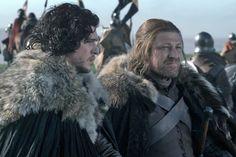 Jon and Ned