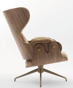 Jaime Hayon's genius at Maison & Objet with BD Barcelona #wood @BD Barcelona Design