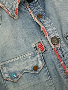 kapital-shirt - so many cute options for rejoicing in the wear and tear of denim