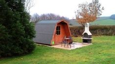 One Night Camping Pod Break for Two in Shropshire | Eeseeagans Online on WeShop