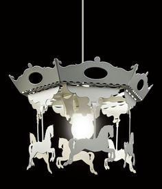 Lampa karuzela