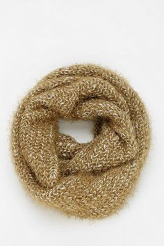 Soft 'n cuddly eternity scarf. #urbanoutfitters