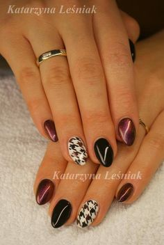 by Kasia Leśniak, Find more Inspiration at www.indigo-nails.com #nails #nailsart #mani