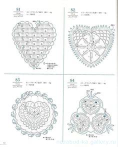 Gallery.ru / Ôîòî #68 - Lacework Design Doily - nezabud-ka