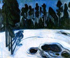 Edvard Munch(NOR) エドヴァルド・ムンク(諾)