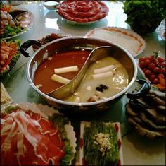 Huo Guo ( Hot Pot)