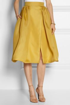 Delpozo gorgeous midi-skirt