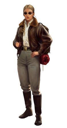 Character Option Call of Cthulhu Female Character Concept, Character Art, Character Design, Gangsters, Fantasy Characters, Female Characters, Post Apocalypse, D20 Modern, Call Of Cthulhu Rpg