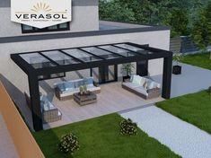 Easy Pergola DIY Pvc Pipes - Pergola Ideas Videos Patio Backyard - Small Pergola Attached To House - Outdoor Decor, Garden Design, Modern Pergola, Patio Design, Modern, Landscape Edging Stone
