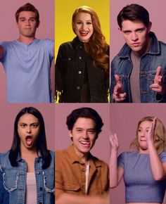 Riverdale>>>>>> why do they look like they could be the new friends cast? ------lol they do