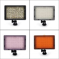 NEEWER® CN-160 160PCS LED Dimmable Ultra High Power Panel Digital Camera / Camcorder Video Light, LED Light for Canon, Nikon, Pentax, Panasonic, SONY, Samsung and Olympus Digital SLR Cameras | My Canon Digital Camera