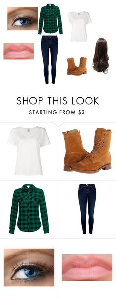 """""""Caden Finds out the truth"""" by jennascott457 ❤ liked on Polyvore featuring Visvim, Frye and River Island"""