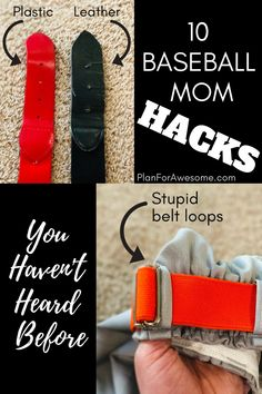 BRILLIANT hacks for baseball moms! This girl has some awesome ideas on how to save money and your sanity this baseball season! My favorite hack is PlanForAwesome baseball 10 Baseball Mom Hacks You Haven't Heard Before Travel Baseball, Baseball Tips, Baseball Crafts, Uk Baseball, Baseball Quotes, Baseball Shirts, Baseball Couples, Baseball Pictures, Children