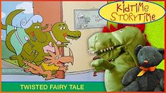 Read Alouds When Dinosaurs came with everything - YouTube