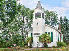 Knupp's Old Church Rittman, Ohio
