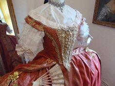 Madame du Barry close up