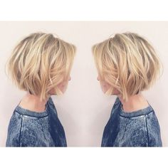 Chic and eye-catching bob hairstyles hairstyles trends - Frisuren - Cheveux Short Bob Haircuts, Short Hairstyles For Women, Trendy Haircuts, Short Hair Cuts For Women Bob, Curly Hairstyles, Layered Hairstyles, Medium Hairstyles, Latest Hairstyles, Natural Hairstyles