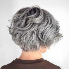 """Результат пошуку зображень за запитом """"мелирование седых волос фото"""""""