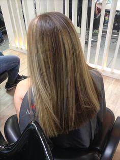 #balayage#hair