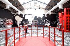 Balcony, Venice Biennale 2014