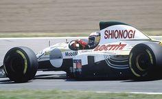Alex Zanardi Lotus - Mugen Honda 1994