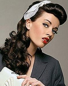Awesome Fifties Hairstyles For Long Hair Awesome Fifties Hairstyles 1950s Hairstyles For Long Hair 1950s Hairstyles Fifties Hair