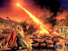 Elijah & Elisha - God Jehovah destroys baal prophets - Ahab & Jezebel - Chapter 6 - YouTube