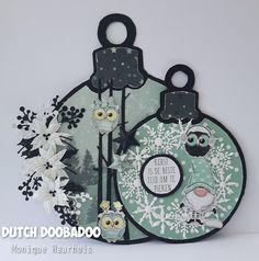 Cards made by Monique: Dutch Doobadoo Bloghop
