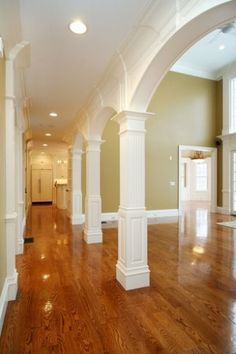 Columns In House interior columns design, pictures, remodel, decor and ideas - page