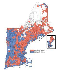 21 Best 2016 Us Election Images Maps Us Election Blue Prints - 2016-us-election-county-map