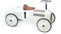 Vilac Metal Car (White)