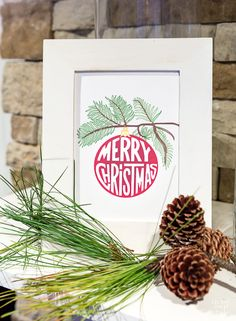 FREE Printable Christmas printables and gift tags to download and use for the holidays.
