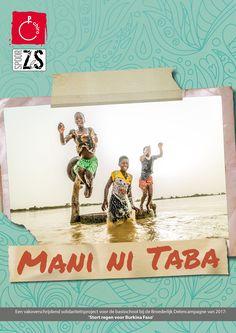 Mani ni Taba : een vakoverschrijdend solidariteitsproject voor de basisschool bij de Broederlijk Delen campagne van 2017