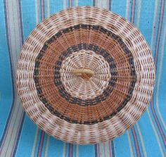 Carib Hand Woven Basket handmade in Dominica, Fair Trade $15.99