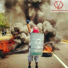 Hero of Venezuela (students against the comunism)  #SOS #VENEZUELA #HELP #ONU #OEA #UN #CNNEE #UE #EEUU #CIDH #Goverment #Blackout #students #violence #Resistance #NoMoreDeadStudents #NoMoreDeads #PrayForVenezuela #OTAN #CNN #HAYA #NBC #BBC Venezuela